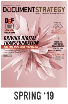 Digital Magazine Archive | DOCUMENT Strategy Media