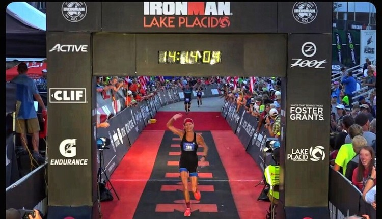 IRONMAN 2018 Finish