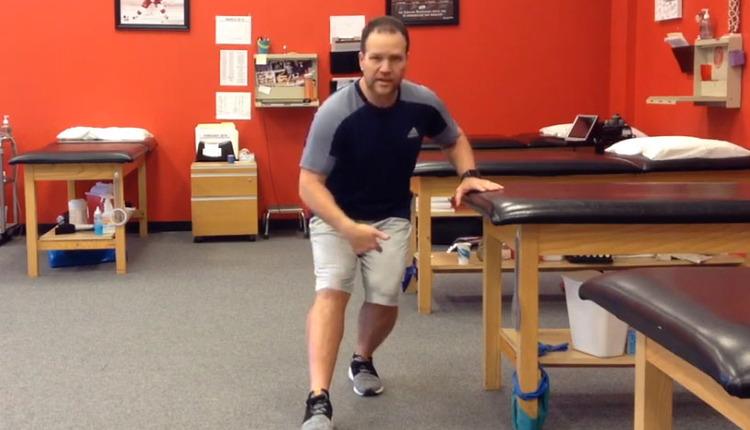 Sliding Anterior Reach