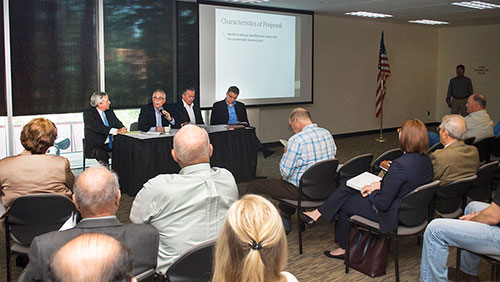 FMMO meeting in California