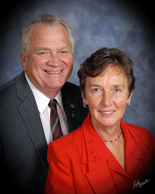 James and Rita Kennedy