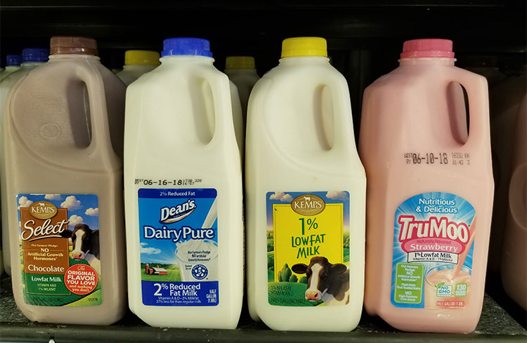 Could Milk S Packaging And Labeling Be Better