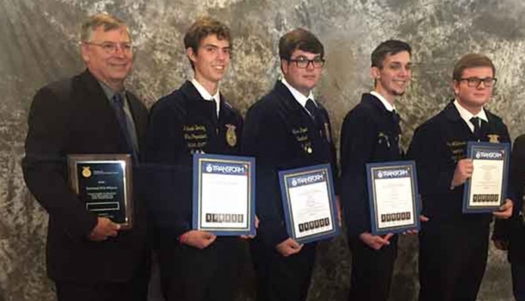 Spencer Co FFA