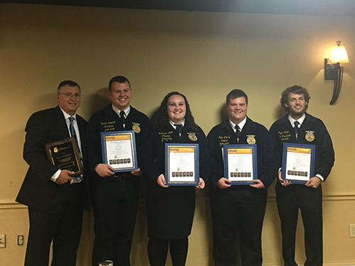 Kentucky's Spencer County FFA