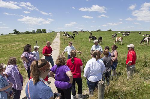 Hoard's Dairyman staff development day