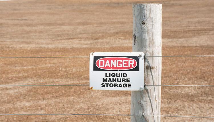 JNM_liquid_manure_storage_sign