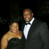 Caption: Charme and Darrell Williams